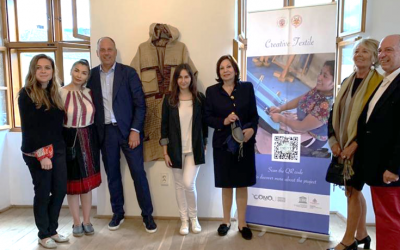 The Foundation and ITKI host Archita's Creative Textile Event